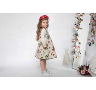 Bentita de flori pentru fete Ashley