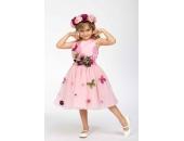 Rochia extensibilă și reglabilă Prințesa Primavera/PINK