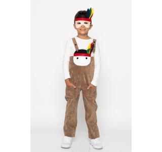 Costum indian copii pentru...