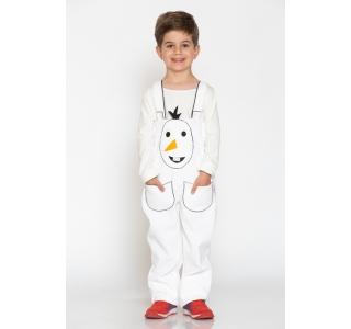 Costum Om de Zapada Olaf...