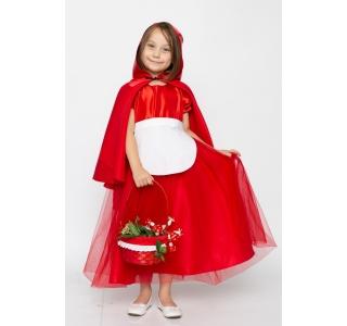 Costum rochita Scufita Rosie